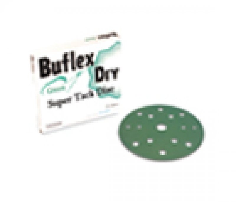 kovax buflex super dry green 152mm